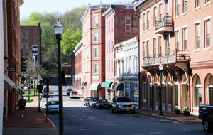 Historic Downtown Staunton VA